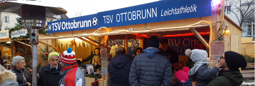 TSV auf dem Christkindlmarkt
